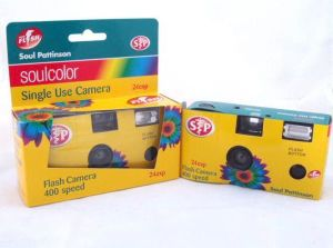 Disposable Camera with Flash (DM-06D)