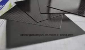 Carbon Fiber Sheet Professional Production pictures & photos