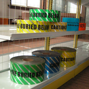 Nicelife Underground Detectable Warning Tape, Caution Tape, Barrier Tape pictures & photos