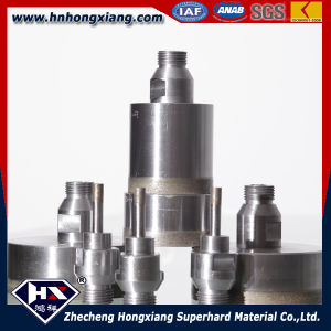 Diamond Drill Bits of Thread Shank for Glass Drilling pictures & photos