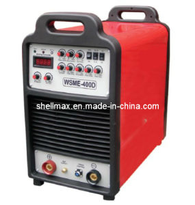 IGBT Inverter AC/Dctig/ MMA /Pulse Welding Machine AC/DC160/200/250/315/400/500 pictures & photos