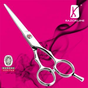 RAZORLINE SK45 Hair Cutting Scissors for Salon Professional Use
