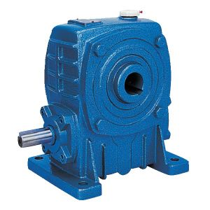 Single Worm Speed Reducer Gearbox (GKA50)