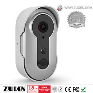 2017 Newest WiFi Video Door Phone with WiFi Smart Home Security Camera, Motion Detection, Ios, Android APP & Backup Battery pictures & photos