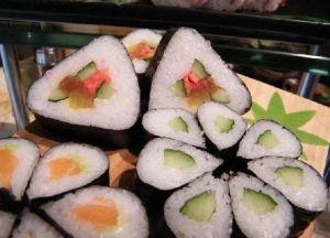Sushi Nori (gold, silver, blue)