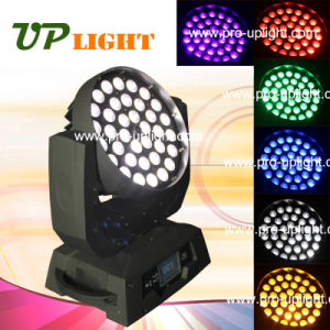 36*18W RGBWA UV Zoom LED Stage Moving Head Wash pictures & photos