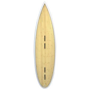 Bamboo Wood Veneer Surface Kiteboard for Kite Surfing pictures & photos