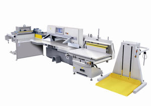 """Paper Cutting Machine (15"""" Touch LCD) pictures & photos"""