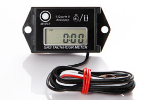 Resettable Rev Counter Hour Meter for Gasoline Generator Crane