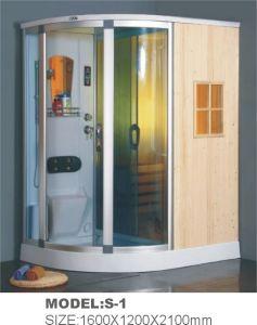 Shower Room/Shower Enclosure/Shower Cabin/Steam Shower Room/Bathroom Shower (S-1)