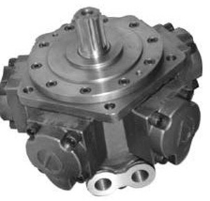 Hydraulic Motor Five Piston Pump pictures & photos