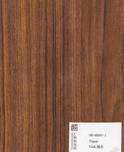 Laminate Melmine Decor Paper (HB-40501-1) pictures & photos