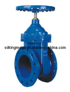 150lbs Cast Iron Knife Gate Valve pictures & photos