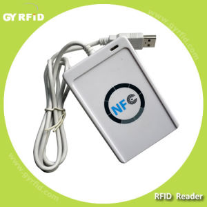 ISO14443A Nfc Card Reader/ Encoder (GYRFID) pictures & photos