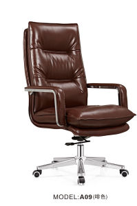 Modern PU Office Executive Chair with Padded Seat pictures & photos