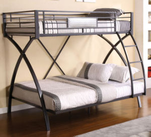 Kids Twin Full Bunk Bed pictures & photos
