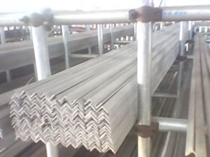 Stainless Steel Angle Bars AISI 301