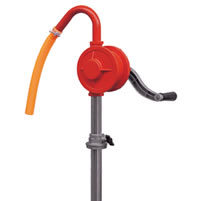 Cast Iron Rotary Hand Pump Suction Oil Fuel Diesel Barrel pictures & photos