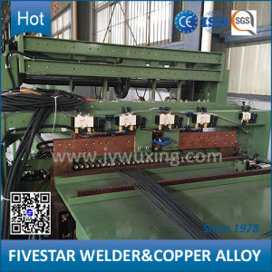 Frequency Control Wire Mesh Welding Machine for Highway Fence Production pictures & photos