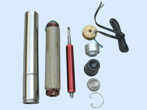 Spare Part of Submersible Motor pictures & photos