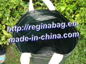 PE Garden Bag/Sack, PE Woven Bag, PE Woven Sack, Leaves Bag, Transport Bag/Sack