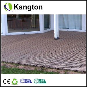 WPC (wood and plastic composite) Outdoor Decking (WPC) pictures & photos