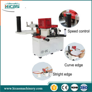 Plywood Edge Banding Machine with Trimmer pictures & photos