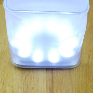 Mini Cube Solar Lantern Camping LED Lamp pictures & photos