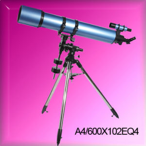 600X102EQ4 High Definition Refractor Telescopes (A4/600X102EQ4) pictures & photos