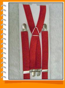 Elastic Printing Design Gentleman Braces