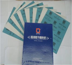 Carpoly Ultra Coating Dry Abrasive Paper