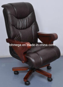 Black Leather Executive Office Chair (FOH-B8011) pictures & photos