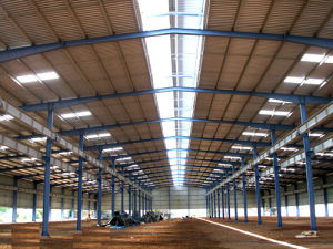 Pre Engineered Steel Warehouses pictures & photos