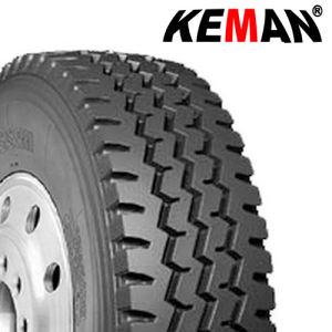 Bus Tyre KM302 (12R22.5 12R22.5 13R22.5 11R22.5) pictures & photos