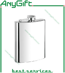 Stainless Steel Flask with Customized Logo pictures & photos