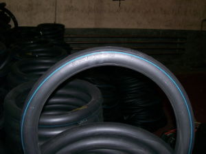 Sample Free High Quality Motorcycle Inner Tube (3.50-18)