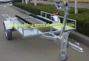 2.5X1.5m Golf Cart and Jet Ski Trailer (GCT010AB) pictures & photos