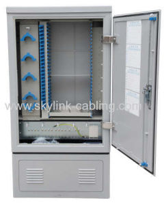 Fiber Optic Cross Cabinet-Outdoor Fiber Cabinet- Waterproof Fiber Cabinet pictures & photos