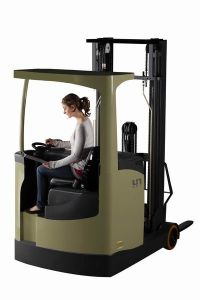 Sit-on Reach Truck (1.6t-2.0t) pictures & photos