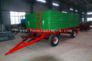 8 Tons Tipping Trailer (7CX-8T)