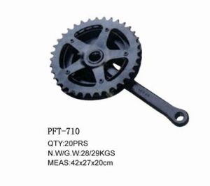 Bicycle Chainwheel Crank Bicycle Parts (PFT-710)