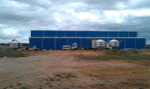 Light Steel Frame Warehouse pictures & photos