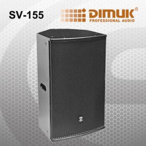 15 Inch Professional Speaker (Sv-155)