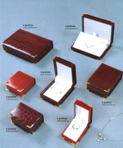 Leather Jewelry Box 9
