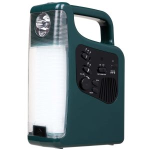 Solar Radio Lantern with Mobile Phone Charger (P1603B)