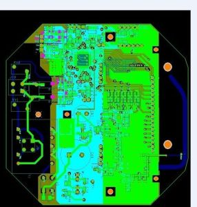 2 Layers Board, PCB Assembly PCBA with Electronics Components pictures & photos