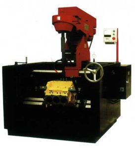 Vertical Honing Machine for Cylinders pictures & photos