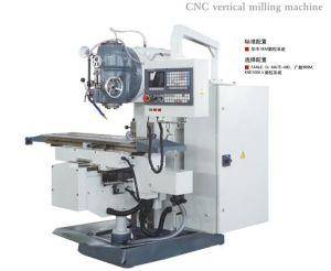 CNC Vertical Miling Machine (XK5032/XK5040)