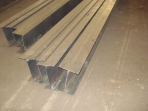 Carbon Steel Ss400-Ss490 I Beam Steel for Sale pictures & photos