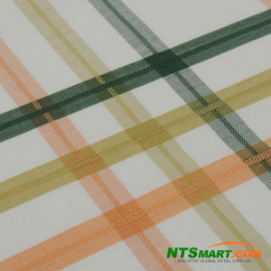 100% Yarn Dyed Polyester Fabric(N000021508) pictures & photos